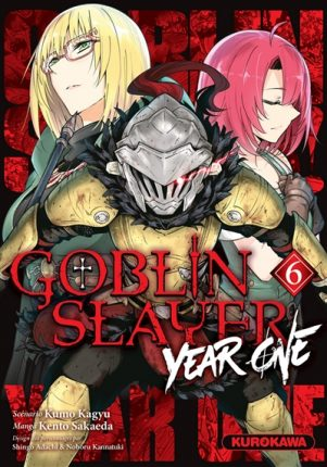 Goblin slayer - Year one T.06 | 9782368529485
