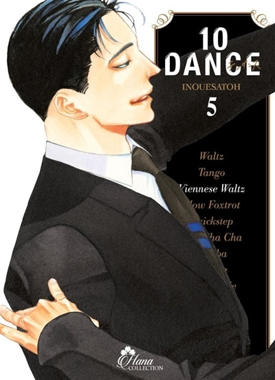 10 dance T.05 | 9782368777572