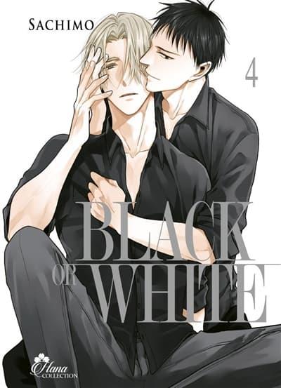 Black or white T.04   9782368777589