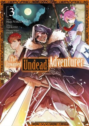 Unwanted undead adventurer (The) T.03 | 9782368779514