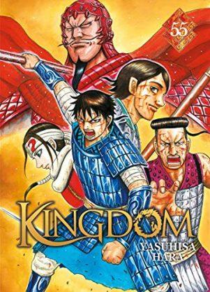 Kingdom T.55 | 9782368779859