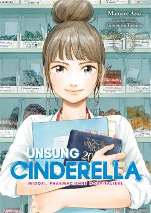 Unsung Cinderella T.01 | 9782368779910