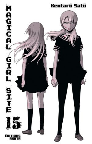 Magical Girl Site T.15 | 9782369748861