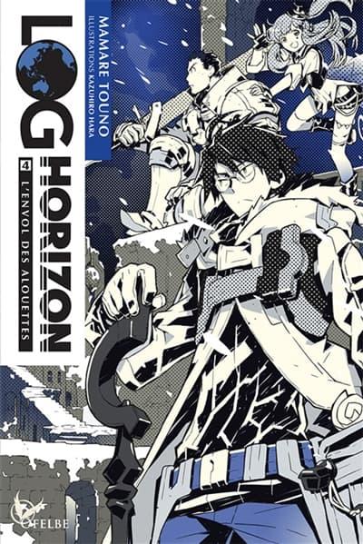 Log Horizon - Light Novel T.04 | 9782373020489