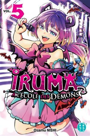 Iruma a l'ecole des demons T.05 | 9782373495331