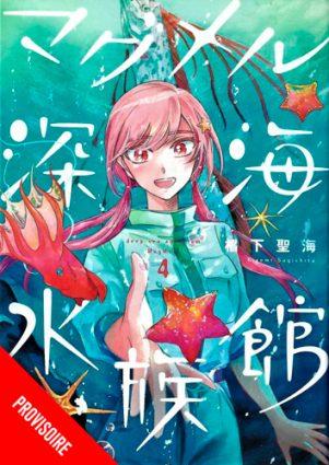 Deep sea aquarium magmell T.04 | 9782379500381