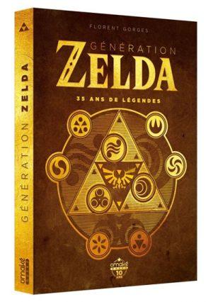 Generation Zelda - 35 ans | 9782379890604