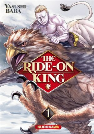 Ride-on king (The) T.01 | 9782380710182