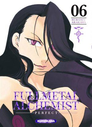 Fullmetal Alchemist - Perfect ed. T.06 | 9782380710625
