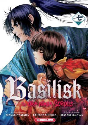 Basilisk - The Oka ninja scrolls T.07 | 9782380711028