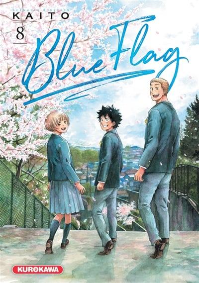 Blue Flag T.08 | 9782380711042