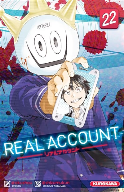 Real Account T.22 | 9782380711325