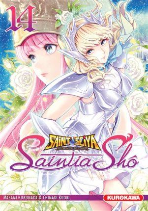 Saint Seiya - Saintia Sho T.14 | 9782380711370