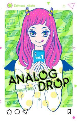 Analog drop T.01 | 9782382120224
