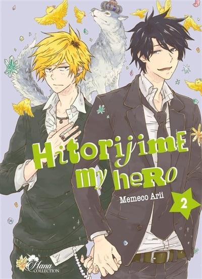 Hitorijime my hero T.02   9782382760109