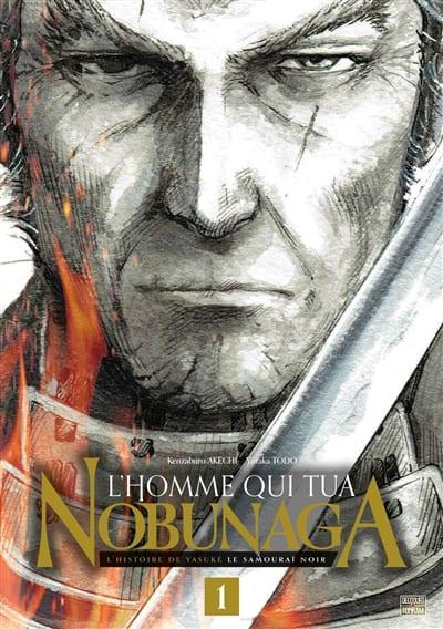 Homme qui tua Nobunaga (L') T.01 | 9782413028123