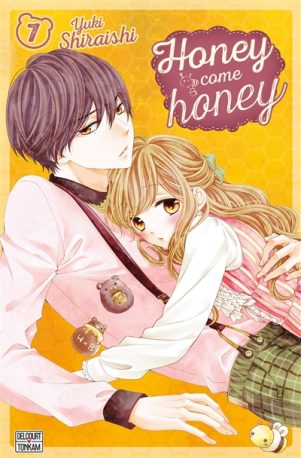 Honey come honey T.07 | 9782413028437