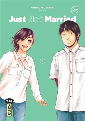 Just not married T.05 | 9782505080008