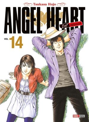 Angel heart - N.E. T.14 | 9782809493917