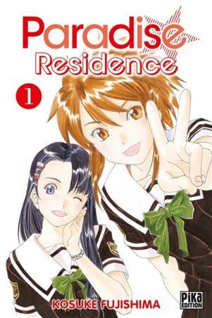 Paradise residence T.01 | 9782811630126