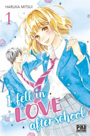 I fell in love after school T.01 | 9782811643362