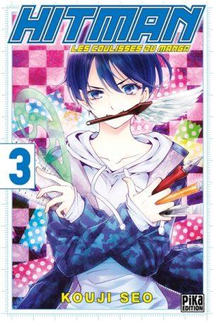 Hitman, les coulisses du manga T.03 | 9782811658342