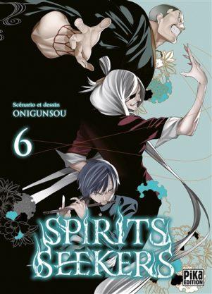 Spirits seekers T.06 | 9782811659479