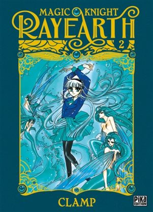 Magic Knight Rayearth - Ed. 20 ans T.02 | 9782811659561