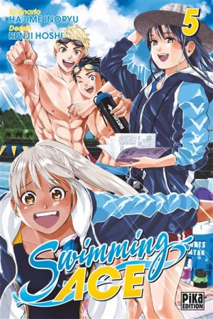 Swimming Ace T.05 | 9782811659790