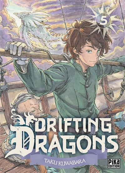 Drifting Dragons T.05 | 9782811660291