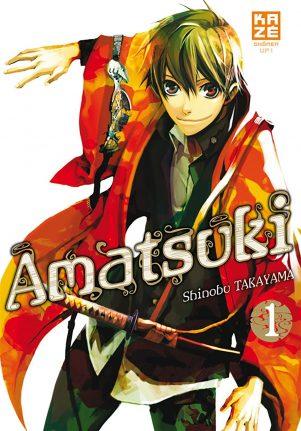 Amatsuki T.01 | 9782820300652