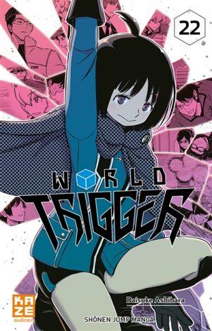 World Trigger T.22 | 9782820338624