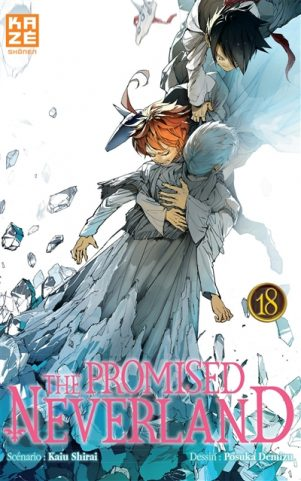 Promised Neverland (The) T.18 | 9782820340597