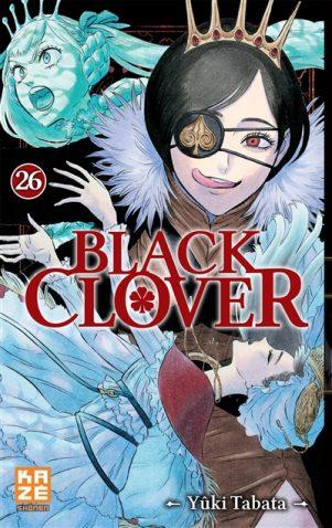 Black Clover T.26 | 9782820340641