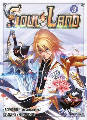 Soul land T.03 | 9782902487073