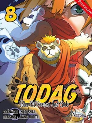TODAG - Tales of Demons and Gods T.08 | 9782902487103