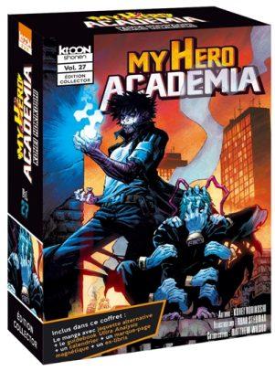 My hero academia T.27 - Edition Collector | 9791032703762