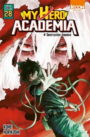 My Hero Academia T.28 | 9791032707647