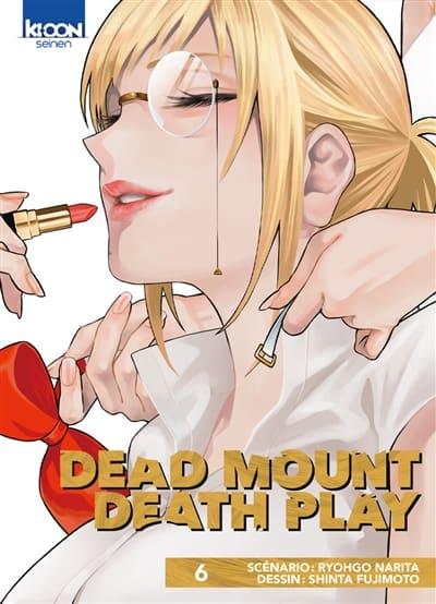 Dead mount death play T.06 | 9791032707654