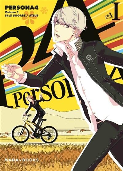 Persona 4 T.01 | 9791035502423