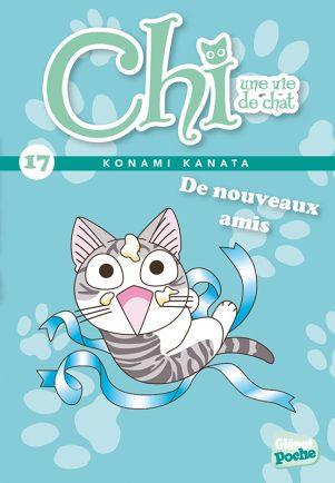 Chi, une vie de chat - Ed. de poche T.17 | 9782344018422