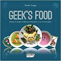 Geek's food | 9782919603343