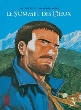 Sommet des Dieux (Le) - Ed. Deluxe T.03 | 9782505007708