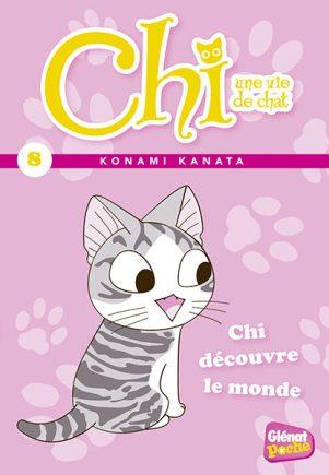 Chi, une vie de chat - Ed. de poche T.08 | 9782344007044