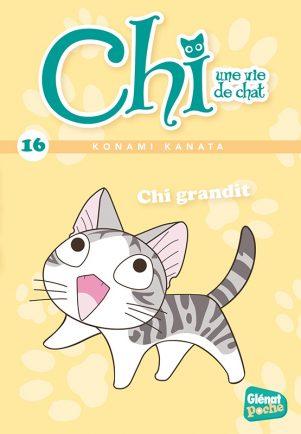 Chi, une vie de chat - Ed. de poche T.16 | 9782344015759