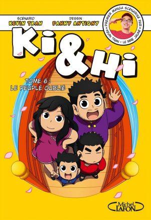 Ki & Hi T.06 | 9782749943701