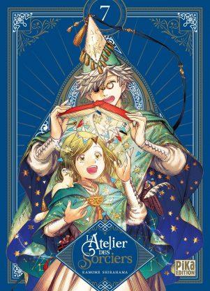 Atelier des sorciers (L') T.07 - Ed. Speciale   9782811659394