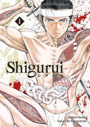Shigurui T.01 | 9782368779354