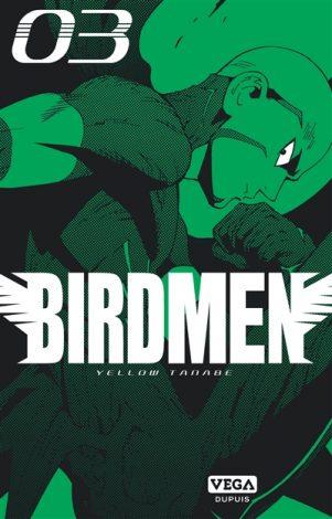 Birdmen T.03   9782379500473
