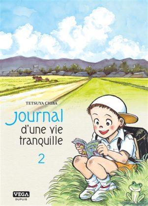 Journal d'une vie tranquille T.02 | 9782379500923